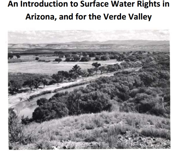Intro to Surface water rights