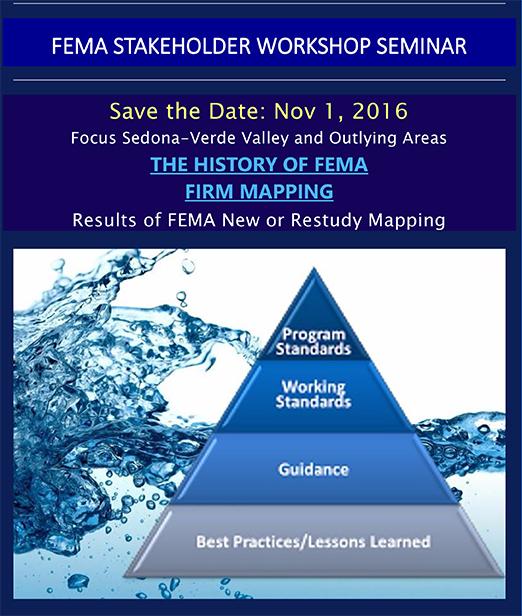 FEMA Stakeholder Workshop Yavapai Realty - Fema firm maps gis