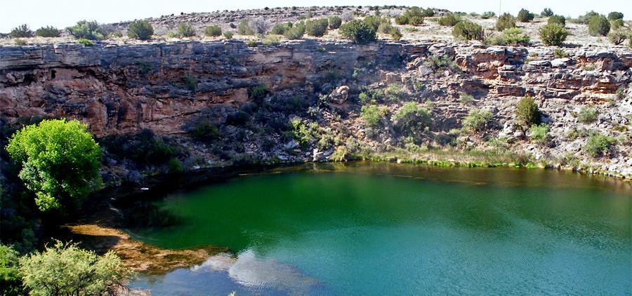 Rimrock AZ-Montezuma's well