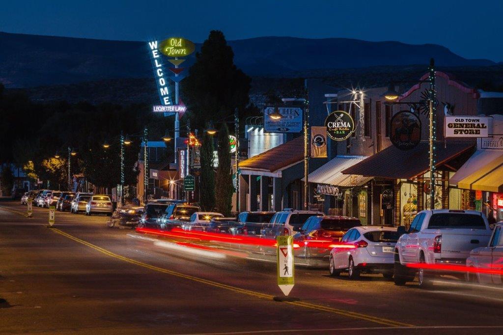 Cottonwood, AZ Night life Historic Old Town